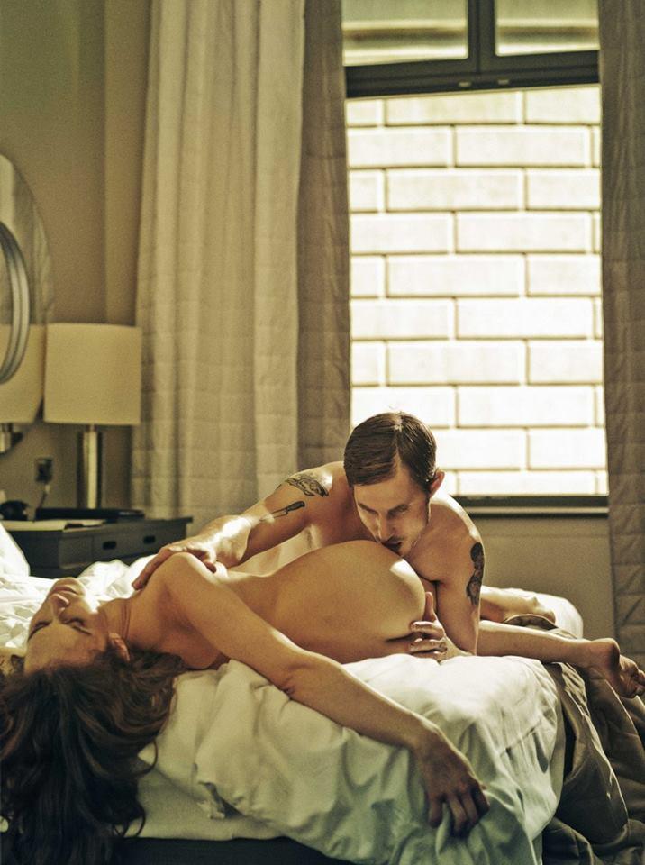 Leidenschaftlich geht es in Hotel Desire zu - schleck!