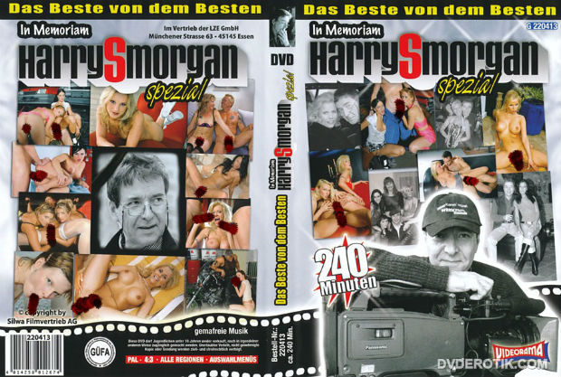 Danke für gar wunderbare Porno-Unterhaltung, liebster Harry S. Morgan!