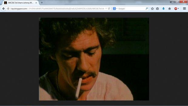 Legendär und ober-charming mit Riesenpenis - John Holmes. Foto: Screenshot