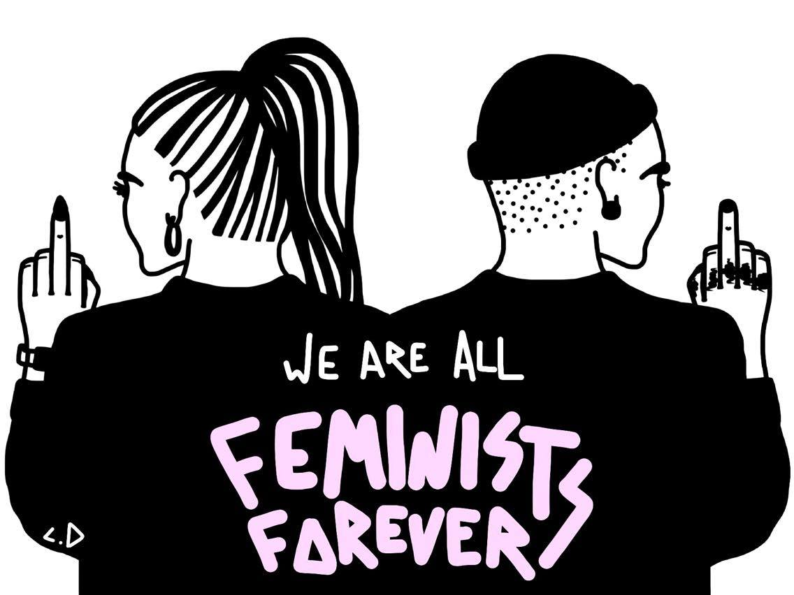 Feministinnen 1