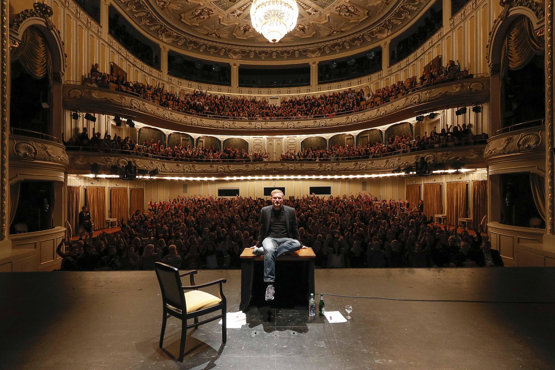 Michael Nast, Staatsschauspiel Dresden, 3. November 2016